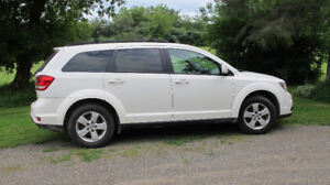 2011 Dodge Journey SXT wheelchair accessible/handicapped seating