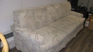 Couch and Chair good condition