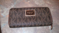 Authentic Michael Kors Wallet –good condition some scratches $35