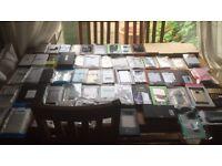 Job lot 60 brand new phone cases iPhone Samsung etc screen protectors