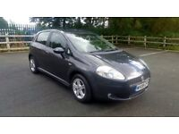 2008 fiat Punto 1.4 dynamic sport . Auto automatic . Low milage . Full mot . 5 door