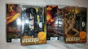 Clive Barker's, the infernal parade, spawn.com.Mcfarlane toys