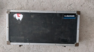 Stage Master 22x12 pedal flight Case