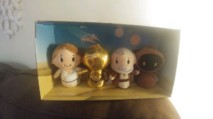 Star Wars Mini Plushes