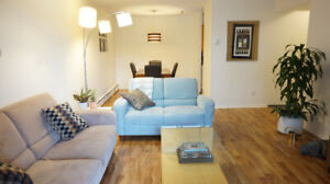 Open House Sat., Apr. 20 - 2BR Clayton Park Area - Dog Friendly