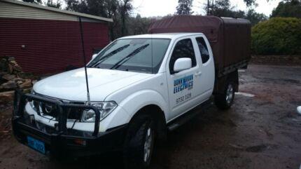 2012 NISSAN NAVARA EXTRA CAB STX Yabberup Donnybrook Area Preview