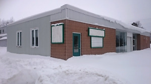 Commercial space for rent in waubaushene