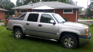For Sale 2005 Chevy Avalanche