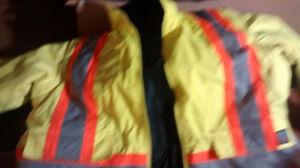 manteau de construction
