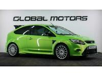 2010 Ford Focus RS ULTIMATE GREEN ** COMPLETELY ORIGINAL ** Hatchback Petrol Man