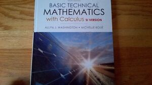 Basic technical mathematics with calculus buy or sell books in basic technical mathematics with calculus si version fandeluxe Image collections