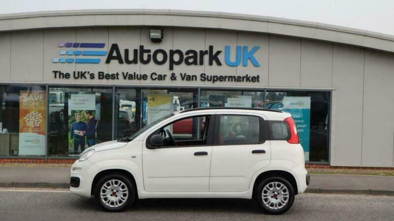 2013 Fiat Panda 1.2 EASY 5d 69 BHP Hatchback Petrol Manual