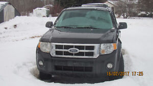 LOW KMS.-2008 Ford Escape XLT SUV, Crossover