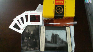 Old Photos, Slides, Films, Negatives, Stereocards, Etc.