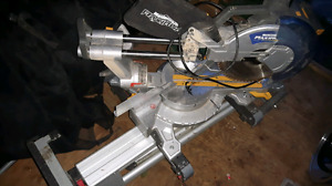 "12"" compound mitre saw and stand"