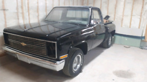 1986 c10 project