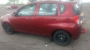 2011 Chevy Aveo For Sale!
