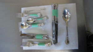 Birks (Chantilly) Sterling Silver Dinner Set **AS IS**