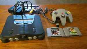 N64 plus games