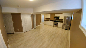 Basement apartment in new home -All Inclusive-