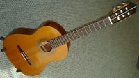 LUTHIER built CLASSICAL GUITAR