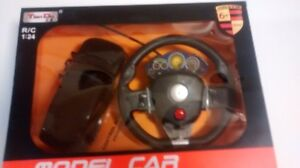 Tian Du Remote Control Car With Steering Wheel