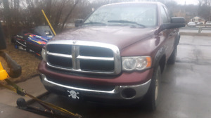 Dodge Ram 1500 Low miles 4x4