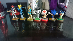 Various Amiibo for sale