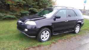 Acura MDX 2004 cuir toit ouvrant full équipe 7 places