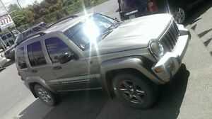 2004 Jeep Liberty Limited 2004