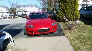 2004 Mazda RX-8 GT 6 SPEED LEATHER MAG FULL EQUIPE