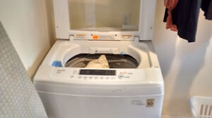 Like new LG Top Load washer
