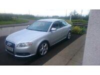 2005 Audi A4 (not golf bora Jetta a3)