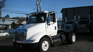 2006 International 8600 S/A Day Cab