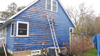 Exterior House Painting & Staining