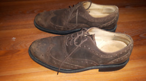 Genuine leather sneakers size 11