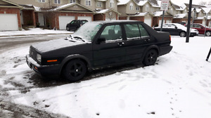 1986 jetta 8v manual with upgrades