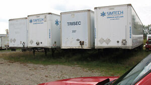 53' trailers