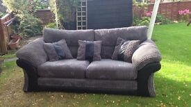 Immaculate ex dfs two seater
