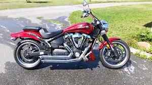 2008 Yamaha Road Warrior 1700