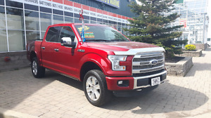2015 F-150 Platinum FX4 Package