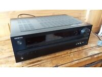 5.1 channel home cinema receiver