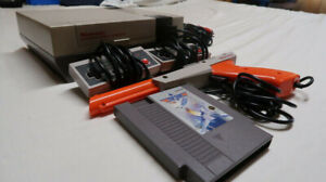 NES Console Complete for Sale