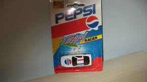 PEPSI TEAM RACER CAR