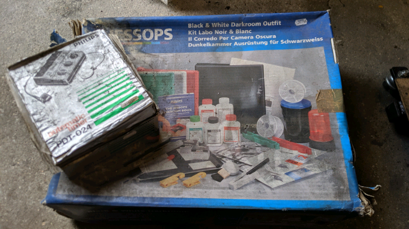 Jessops Darkroom Developing Kit with timer and enlarger | in Epping, Essex  | Gumtree