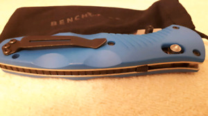 Fullsize Benchmade barrage canadian limited edition knife