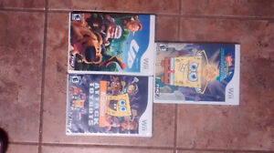WII Games *lower price*