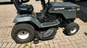 1995 Craftsman Riding Lawn Tractor
