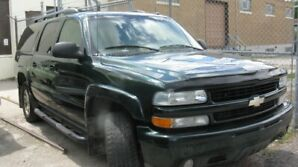 2002 SUBURBAN Z71 OFF ROAD 4X4 SUNROOF