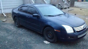 2007 Ford fusion,  1200$ TODAY ONLY